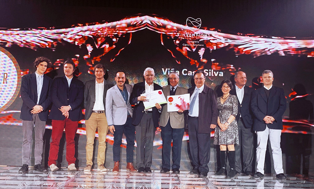 Casa Silva Catad'Or Wine Awards 2019