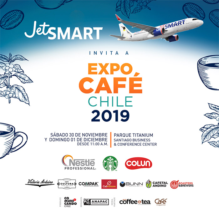 Expo Cafe Chile 2019