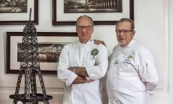 Chef Bernard Vaussion