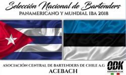SELECCIÓN NACIONAL DE BARTENDERS 2018