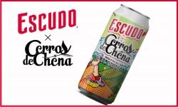 Cerros de Chena, la cerveza artesanal que partió como una  tesis universitaria y que se une a escudo en un proyecto colaborativo
