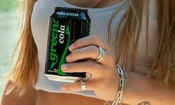 Green Cola llega a Chile,  la bebida cola más saludable del mercado