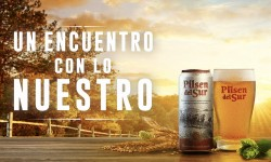 Pilsen del Sur, la nueva cerveza de alta calidad de AB InBev que junto a Pancho Saavedra te traslada a las tradiciones de Chile