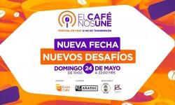 El Café Nos Une, primer Coffee Fest Live