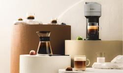 Nespresso vuelve a revolucionar la industria del café con su nuevo sistema Vertuo