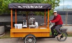 Nuevas cafeterías sobre ruedas irrumpen en Chile