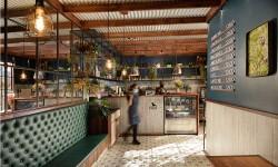 La cafetería con valores ecológicos y productos orgánicos