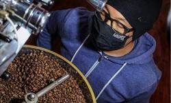 El arte de tostar café