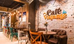 CAFÉ DO VIAJANTE, BRASIL