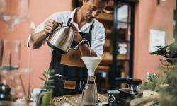 Caffe Vergnano Damian Burgess