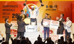 Campeonato mundial del arte de la pizza