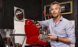 Damian Burguess Caffe Vergnano