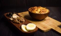 Cocina tradicional chilena con notas de autor