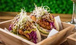 Nuevo y creativo en cocina oriental
