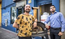 Gasco y Omertá Pizza Bar