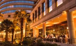 Hotel Mandarin Oriental Santiago en marzo
