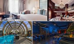 """Especial vacaciones de invierno: el mítico hotel The Ritz-Carlton, Santiago, se une al fenómeno """"Staycation"""" con una serie de panoramas para grandes y chicos."""