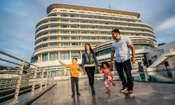 Vacaciones de Invierno para grandes y chicos en hotel Sheraton Miramar