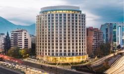 Hoteles Cumbres firma acuerdo de franquicia para su propiedad de Vitacura con DoubleTree by Hilton