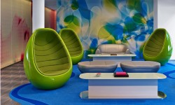 Hotelería eficiente y de alto diseño de Alemania