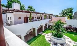 Hotel boutique en la zona dorada mexicana