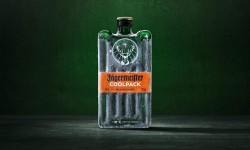 Coolpack La innovadora botella de Jägermeister
