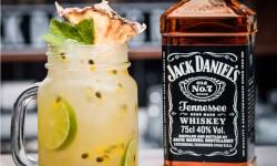 Coctelería Jack Daniels