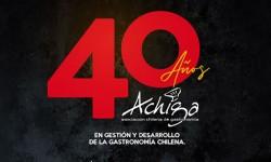 Achiga 40 años