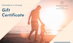 Celebra con Sheraton Miramar en la comodidad de tu hogar