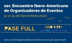 Primer Encuentro Ibero-Americano de Organizadores de Eventos