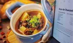 La cocina ancestral de la Patagonia Verde fue presentada en un libro con las mejores 50 recetas