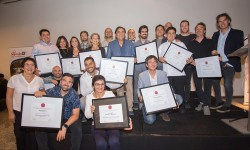 Premiación Círculos de Cronistas Gastronómicos y del Vino de Chile