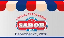 cuadro Oficina de Asuntos Agrícolas (FAS/USDA) organiza Encuentro Comercial Virtual SaborUSA Chile