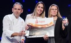 Soprole FP Premios Fuego en Feria Food Service