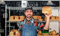 Panadería artesanal en la comunidad