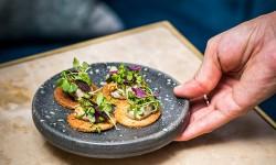 Ritz Carlton Santiago Gastronomía Mediterránea