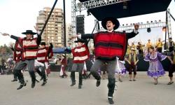 Fiestas Patrias en el Parque Bicentenario