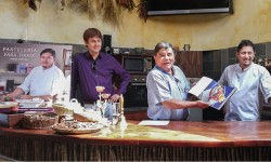 Jorge Ortega libro Pasteleria para todos