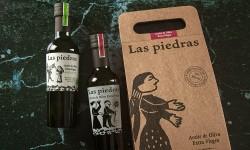 Aceite Oliva las Piedras presenta exclusiva variedad de regalos para Navidad