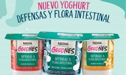 Nestlé lanza nueva línea de yoghurt Goodnes