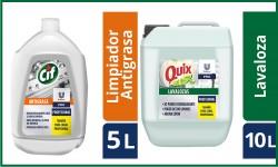 Unilever irrumpe en el mercado con línea profesional de productos de limpieza