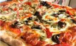 Especialista en masas de pizza a la piedra