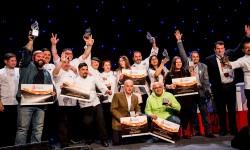 Gala de premiación de Premios Fuego 2019