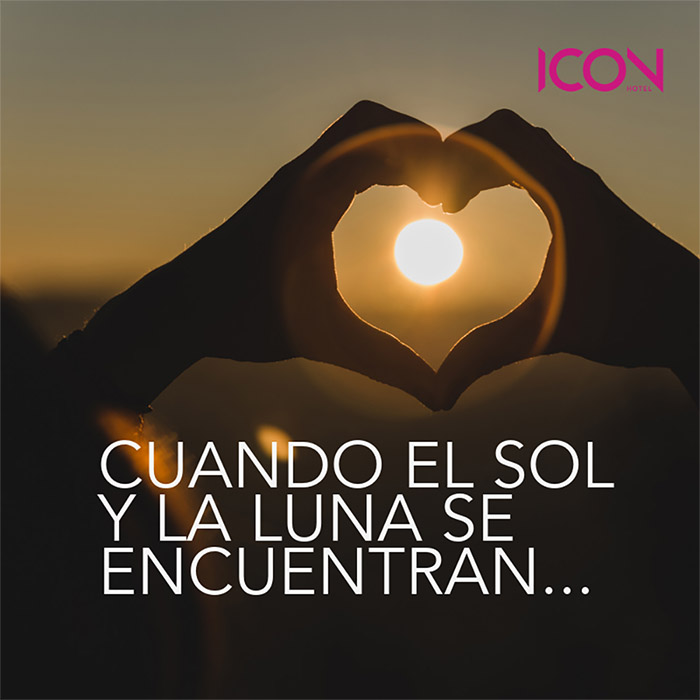 San Valentín loving ICON