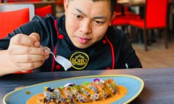Soho Thai Chef Nirut Pochsalee