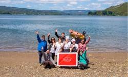 Turismo comunitario junto a pescadores artesanales y recolectoras de orilla en la Región de Los Ríos