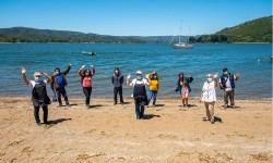 Travesía turismo comunitario apuesta por la inclusión junto a pescadores artesanales en la Región de Los Ríos