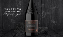 Tarapacá Gran Reserva Etiqueta Negra Carmenere 2017