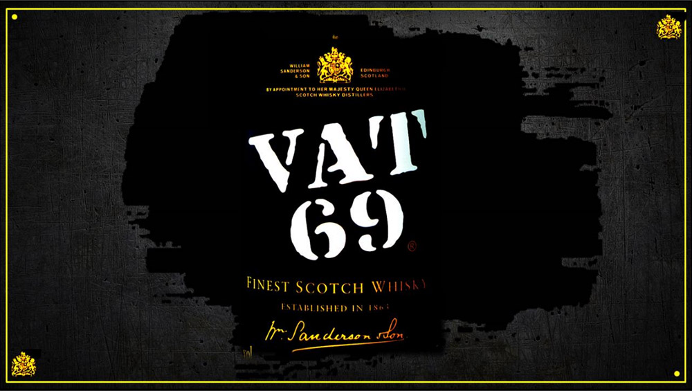 Vat69 Scotch