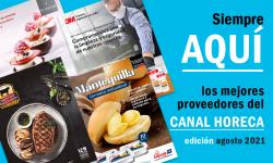 Proveedores Equipamientos, productos y servicios para el Canal Horeca y nuevas pymes